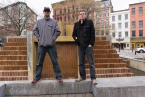 North Country Brewing Company Slippery Rock PA Qwister Rustbelt Reggae Ryan Melquist Zac Imus